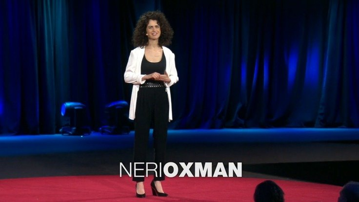 Evolution by Design: Neri Oxman's Inspiring New TED Talk